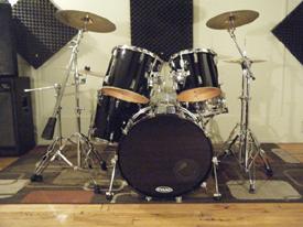 Drum practice studio toronto